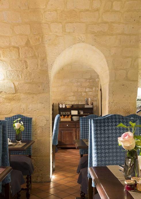 Hôtel Castex - Petit déjeuner