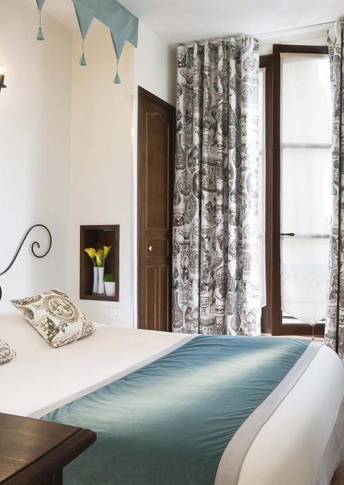 Hotel Castex - Quartos